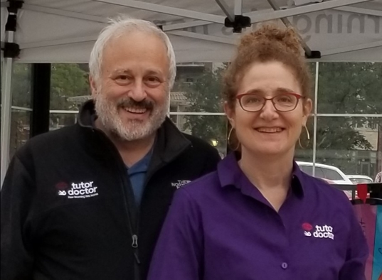 Owners Charlie Hammerslough and Debby Spertus.